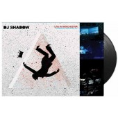 DJ Shadow - Live In Manchester The Mountain Has Fallen Tour (2018) – Vinyl