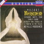 Neville Marriner, Academy And Chorus Of St. Martin In The Fields - Requiem d moll (KV 626) /1987