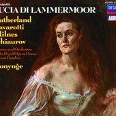 Donizetti, Gaetano - Donizetti Lucia di Lammermoor Sutherland/Milnes/Pa