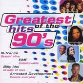 Various Artists - Greatest Hits Of The 90's (1998)