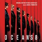 Soundtrack / Daniel Pemberton - Ocean's 8 / Debbie A Její Parťačky (Limited Picture Vinyl, 2018) - Vinyl