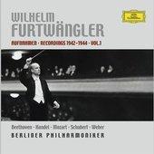 Furtwängler, Wilhelm - FURTWÄNGLER Recordings 1942-1944 Vol. 1