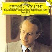 Chopin, Frédéric - CHOPIN Klaviersonaten No. 2 + 3 Pollini