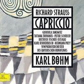 Strauss, Richard - R. STRAUSS Capriccio Böhm