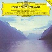 Grieg, Edvard - GRIEG Peer Gynt Auszüge Järvi