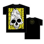 Ramones - PINHEAD TRIKO CERNE M