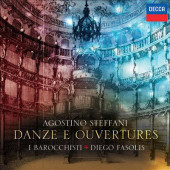 Agostino Steffani - Danze E Ouvertures (2013)