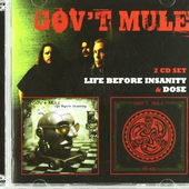 Gov't Mule - Life Before Insanity / Dose