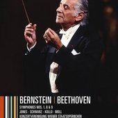 Leonard Bernstein - BEETHOVEN CYCLE I Symphonien 1,8,9