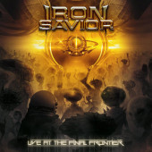 Iron Savior - Live At The Final Frontier (3CD+DVD, 2015)