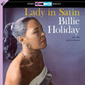 Billie Holiday - Lady In Satin (LP+CD, Edice 2020)