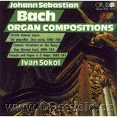 Johann Sebastian Bach - Varhanní skladby BWV 768, 769, 547 (1985)