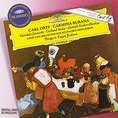 Orff, Carl - ORFF Carmina Burana / Janowitz, Jochum