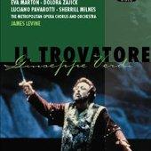 Verdi, Giuseppe - VERDI Il Trovatore Levine DVD-VIDEO