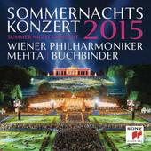 Vídeňští filharmonici - Koncert letní noci 2015 (2015)