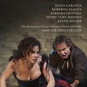 Bizet, Georges - BIZET Carmen Garanca Nézet-Séguin DVD