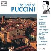 Giacomo Puccini - The Best of Puccini