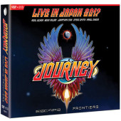 Journey - Escape & Frontiers: Live In Japan 2017 (2CD + DVD, 2019)