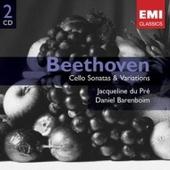 Jacqueline Du Pr - Beethoven: Cello Sonatas & Variations