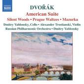 Antonín Dvořák - American Suite / Silent Woods / Prague Waltzes / Mazurka