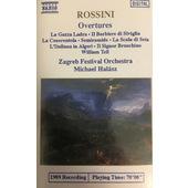 Gioacchino Rossini - Overtures / Předehry (Kazeta, 1989)