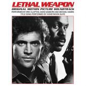 Soundtrack - Lethal Weapon / Smrtonosná zbraň (Original Motion Picture Soundtrack, RSD 2020) - Vinyl