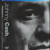 Johnny Cash - Presents a Concert Behind Prison Walls (Papírová pošetka)