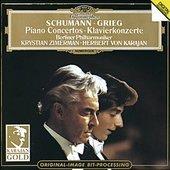 Berliner Philharmoniker - GRIEG, SCHUMANN Piano Concertos / Zimerman,Karajan