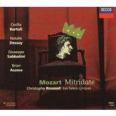 Mozart, Wolfgang Amadeus - Mithridates, Král Pontský (3CD, 1999)