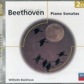 Beethoven, Ludwig van - Beethoven: Piano Sonatas - Backhaus
