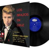 Johnny Hallyday - Los Brazos En Cruz (Mono Edice 2016) - 180 gr. Vinyl