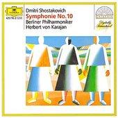 Shostakovich, Dmitri - SHOSTAKOVICH 10. Symphonie Karajan 1966