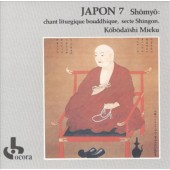 Various - Shômyô : Chant Liturgique Bouddhique
