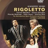 Verdi, Giuseppe - VERDI Rigoletto Levine DVD-VIDEO