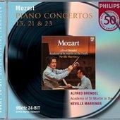 Mozart, Wolfgang Amadeus - Mozart Piano Concertos Alfred Brendel