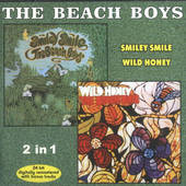 Beach Boys - Smiley Smile / Wild Honey (Remastered)