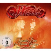 Heart - Fanatic Live From Caesars Colosseum (CD+DVD, 2014)