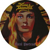 King Diamond - Fatal Portrait (Limited Picture Vinyl, Edice 2018) – Vinyl