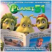 James Brett - Planet 51