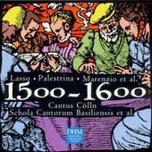 Various Artists - Century Classics - Vol. 3 (1500-1600)