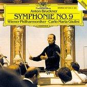 Bruckner, Anton - BRUCKNER Symphony No. 9 / Giulini