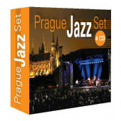 Various Artists - Prague Jazz Set 10 (4CD BOX, 2018)