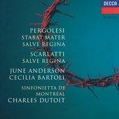 Cecilia Bartoli - Pergolesi - Stabat Mater + Scarlatti / Bartoli