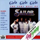 Sailor - Girls Girls Girls - The Very Best Of Sailor (1990)