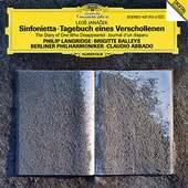 Leoš Janáček - Zápisník zmizelého & Sinfonietta ( Claudio Abbado)