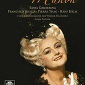 Massenet, Jules - MASSENET Manon Gruberova Araiza DVD-VID