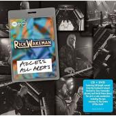 Rick Wakeman - Access All Areas (CD+DVD, Edice 2018)