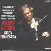 Tchaikovsky, Peter Ilyich - Tchaikovsky Symphony no.6 Gergiev
