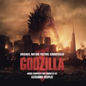 Alexandre Desplat/Soundtrack - Godzilla (Reedice 2021)