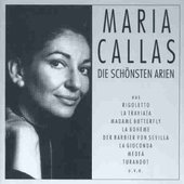 Maria Callas - Les Plus Beaux Airs D'Opera